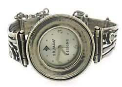 Stainless Steel Ladies Silpada Watch