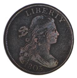 1803 Draped Bust Large Cent - S-265 - Circulated