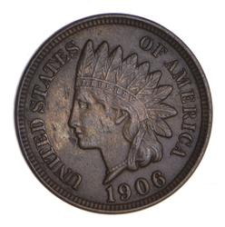 1906 Indian Head Cent - Choice