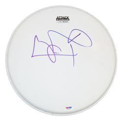 Black Sabbath Bill Ward Autographed Signed Drumhead PSA