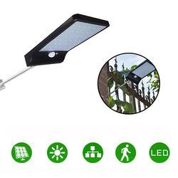 Garden Solar Powered Light Waterproof Motion Sensor