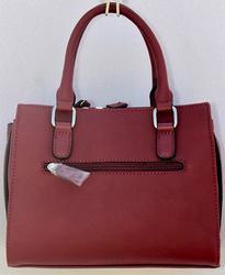 Stylish Burgundy Color, New Arrival Bag By David Jones
