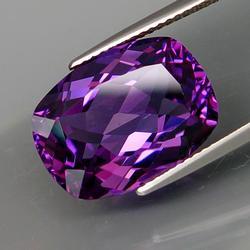 Top Crystal! 100% natural 10.76ct Bolivian Amethyst