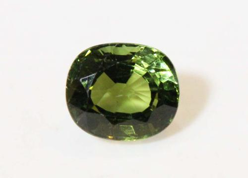 Verdant Natural Green Tourmaline - 2.74 cts.
