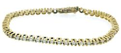 Popular Diamond Tennis Bracelet