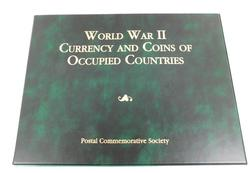 WWII Currency & Coins of Occupied Countries