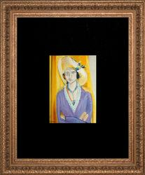 HENRI MATISSE (AFTER) THE YELLOW HAT