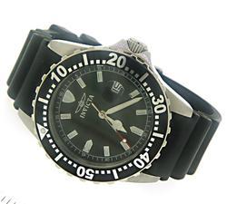 Invicta Pro Diver Black Dial 44mm Watch