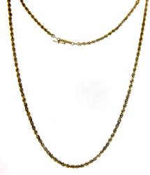 Simple Rope Chain Necklace