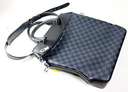 Louis Vuitton Newport Damier Shoulder Bag