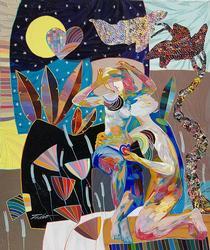 Fantastic Original Art By Tadeo Zavaleta