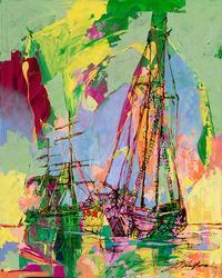 Amazing Artistic Original  By Yuval Wolfson