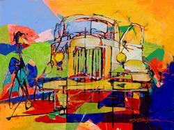 Dazzling Original  By Yuval Wolfson