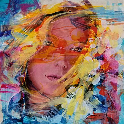 Beautiful Original By Andrea Palacios