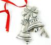 1988 Sterling Silver Christmas Ornament