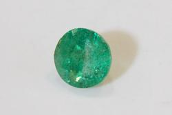 Vibrant Natural Emerald - 0.94 ct.