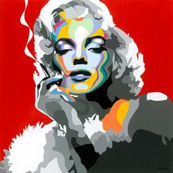 Amazing Original Art By Gerardo Mendez
