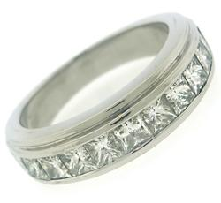 Platinum Gents Diamond Wedding Band