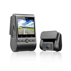 Dual Channel 5GHz Wi-Fi Full HD Car Dash Dual Camera