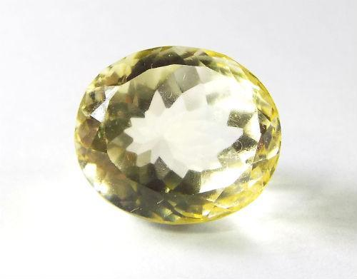 Huge Beautiful Citrine Oval Gemstone 4.0 Carats
