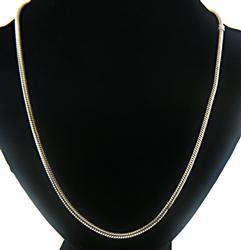 925 Sterling Silver Pandora Barnel Clasp Necklace