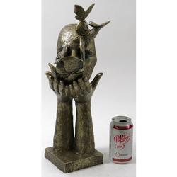 Set You Free Cold Cast Bronze Sculpture