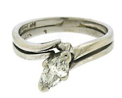 Amazing Marquise Diamond Ring
