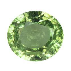 Simply Amazing 2.61ct vivid green Tsavorite Garnet