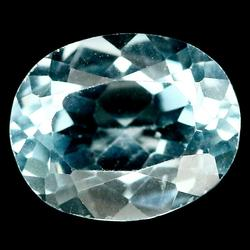 Simply brilliant 4.33ct Topaz with dazzling flashing