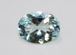 Natural, Unheated Aquamarine - 4.30 cts.
