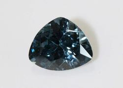 Natural Blue Spinel Trilliant - 2.50 cts.
