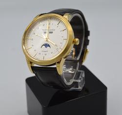 Gent's 18kt Gold Maurice Lacroix Watch