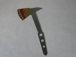 Snake Eye Throwing Axe 9.5 inches Overall