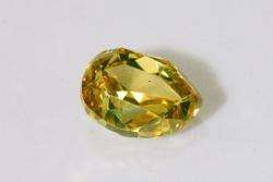 Bright Natural Diamond - 0.71 ct.