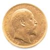 Very Near Unc 1905 Australia Sovereign