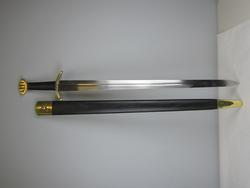 Medieval warrior brand viking Sword 39 inches Overall