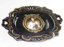 16 inc Porcelain Plate