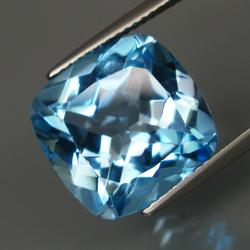 Premium grade 13.25ct eye clean Topaz