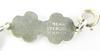Vintage Meka Denmark Sterling Enameled Bracelet