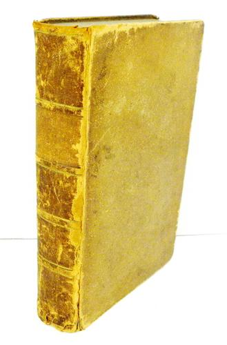 1836 Poetical Works in 1 Vol., Antique Leather Book