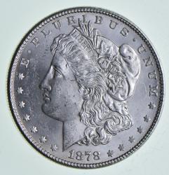 1878 Morgan Silver Dollar - 7TF