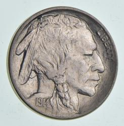 1914 Indian Head Buffalo Nickel