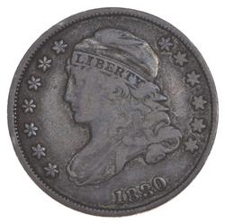 1830 Capped Bust Dime - Small 10C