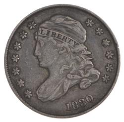1830/29 Capped Bust Dime