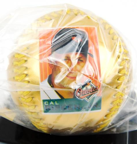 2007 Cal Ripken Jr. Gold Baseball, Limited Edition