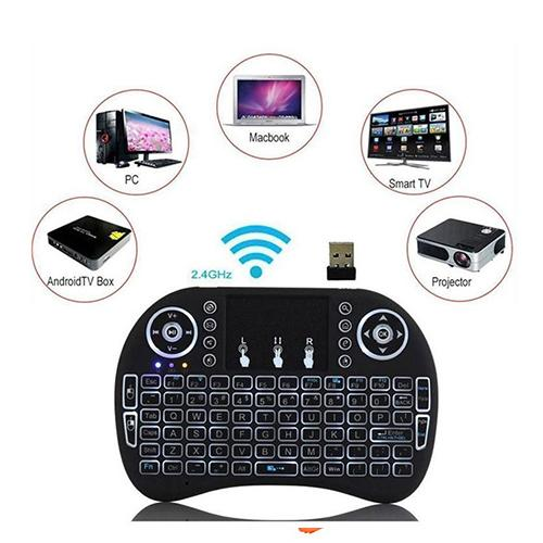Mini i8 2.4G Air Mouse Wireless Keyboard with Touchpad