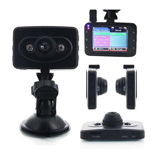 Wide Angle Lens Vehicle Car DVR Recorder