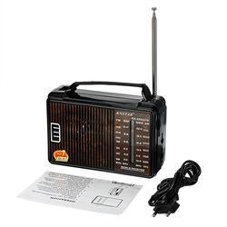 DC 3V Portable FM AM SW1 SW2 Radio 4 Band Radio