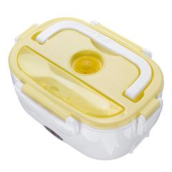 Portable 1.05L Heated Electric Lunch Box Food Warmer