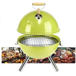 30x44cm Iron Oven BBQ Grill Charcoal Grill Portable